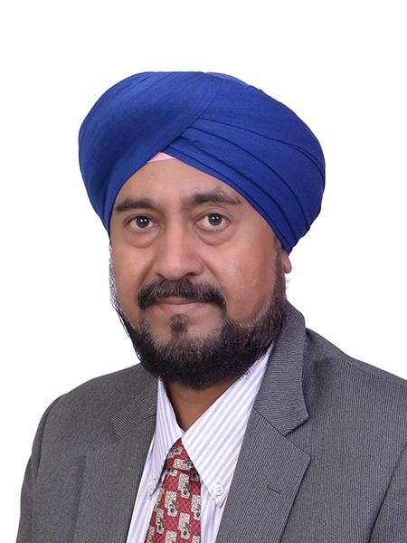Dr Harvinder Singh